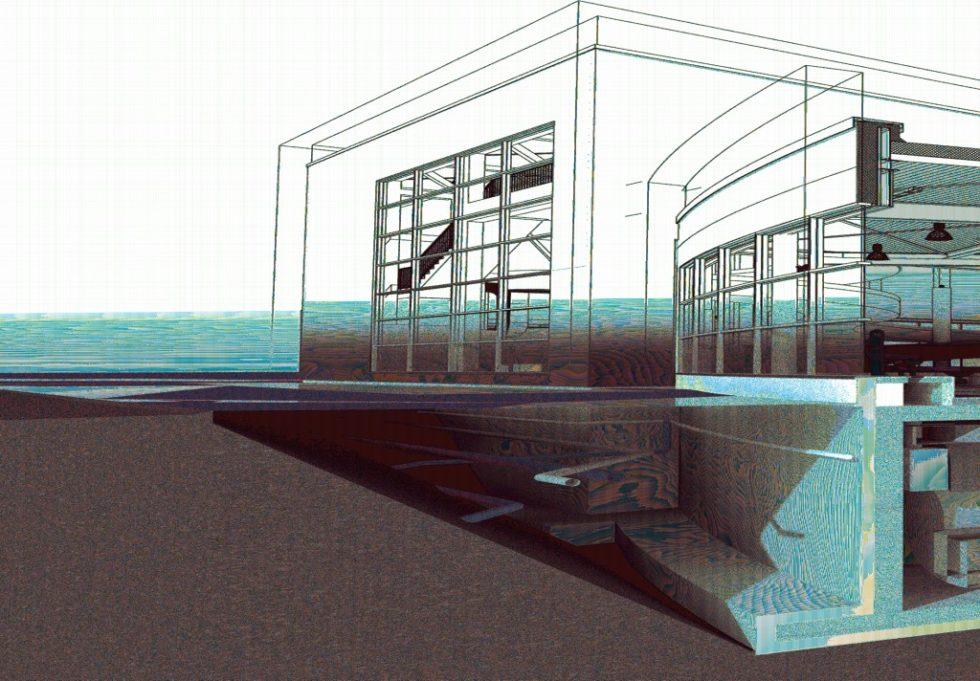Der Aquapark in Oberhausen wurde mit BIM geplant. Abb.: DeuBIM GmbH