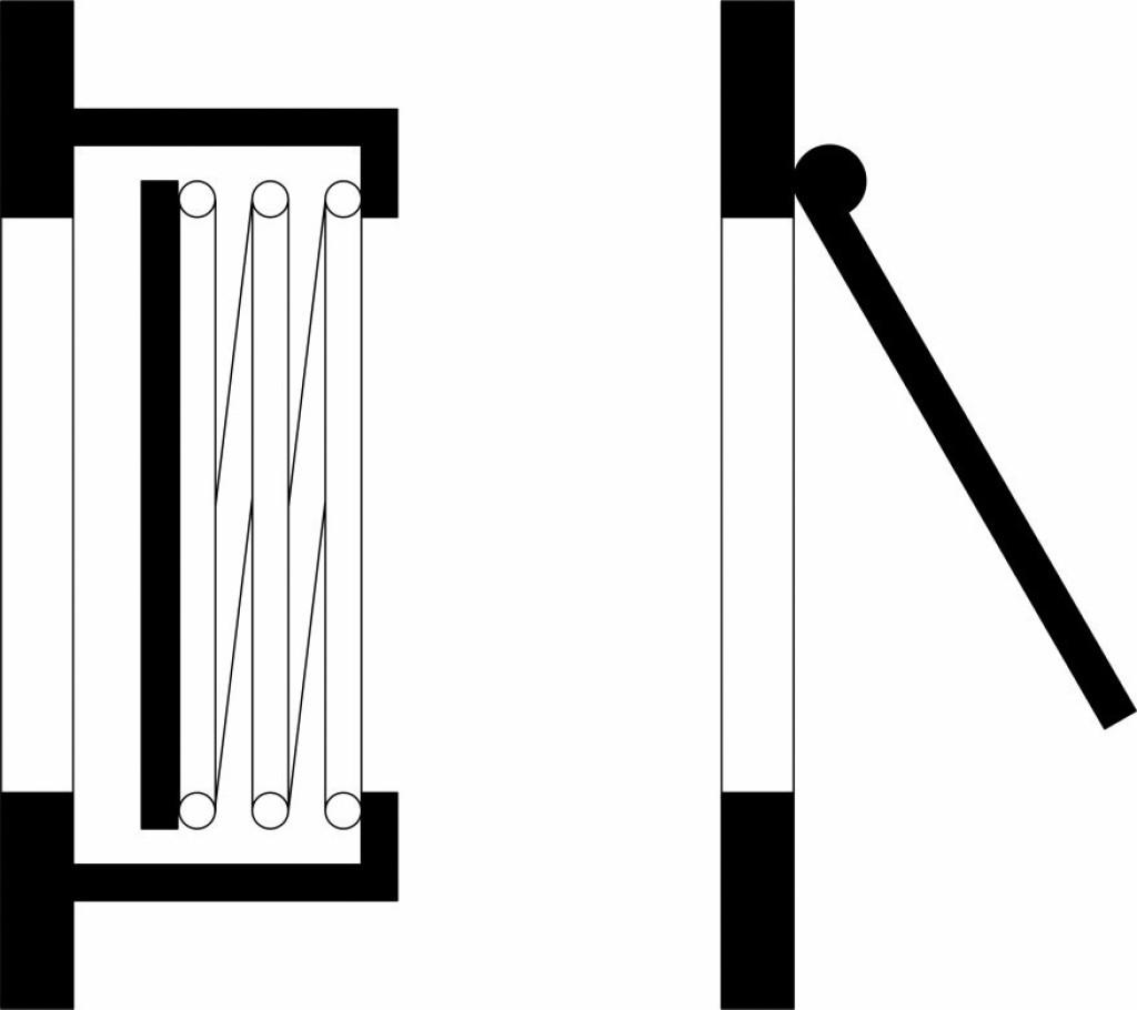 Bauarten von Rückflussverhinderern. Bild: Wilo SE