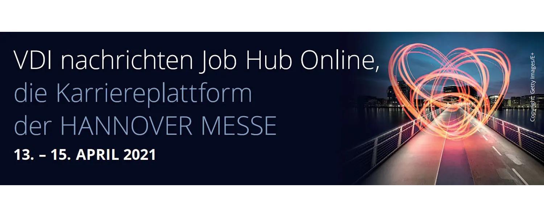 Logo von VDI nachrichten Job Hub Online