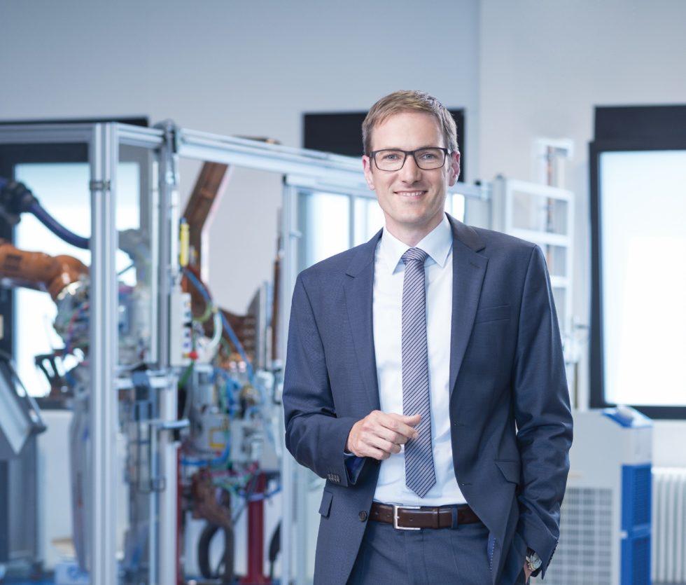 Christian Ziegler, Manager Marketing &Product Management SMC Deutschland GmbH. Bild: SCM Deutschland GmbH