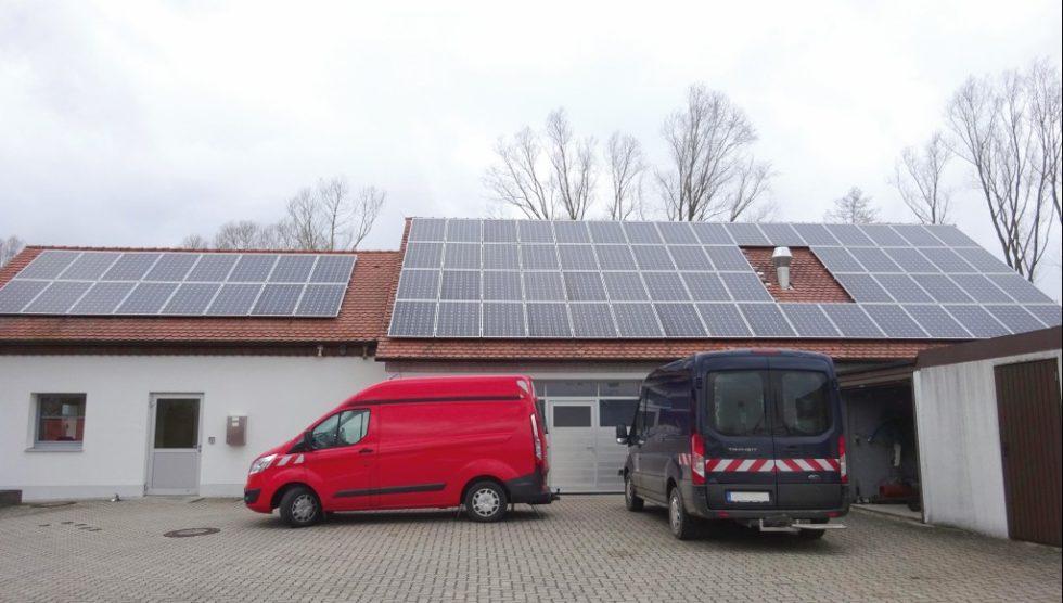 In Kläranlagen lässt sich Sonnenenergie nutzen. Bild: Institut für Energietechnik