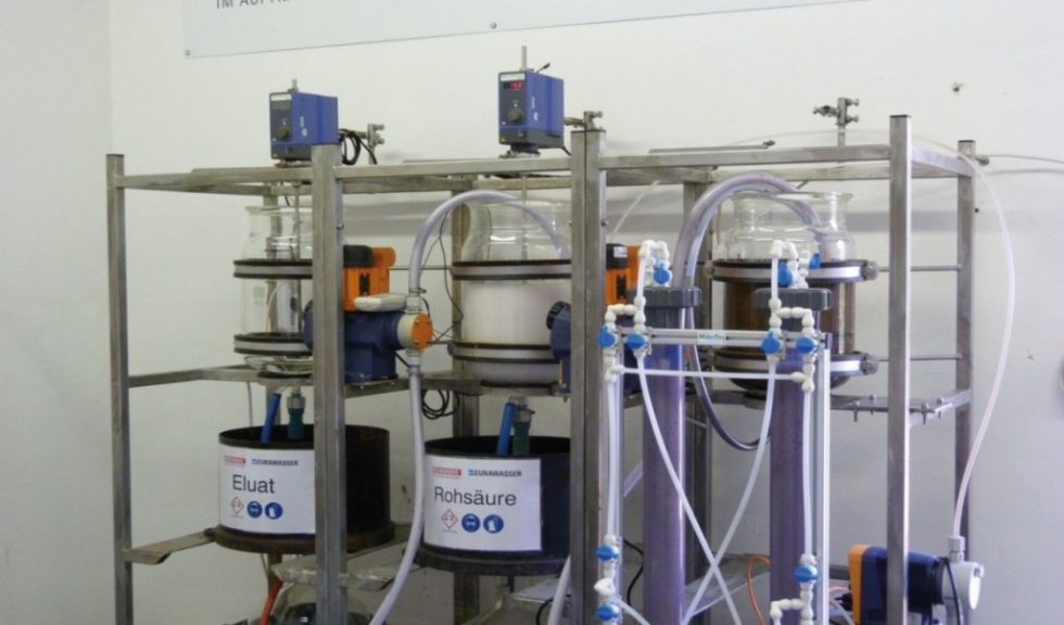 Technikumsanlage der Eurawasser Nord GmbH in Rostock. Bild: Remondis
