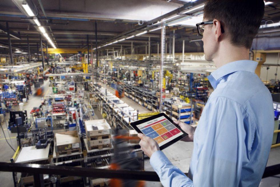 Das Flottenmanagementsystem Toyota I_Site erlaubt einen übersichtlichen Blick auf wichtige Kennzahlen. Bild: Toyota MH