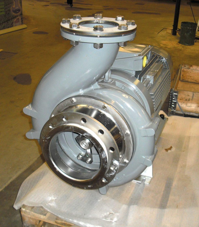 Eine Landia-Chopperpumpe.Bild: Pumpentechnik Sprenger
