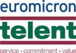 Logo von telent GmbH (euromicron Gruppe)