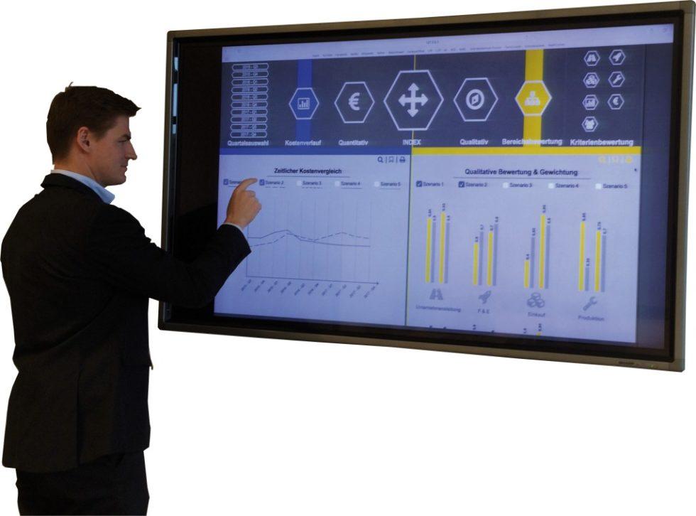 Bild 1. Entscheidungsfindung auf Basis einer fundierten Informationsgrundlage. Bild: WZL