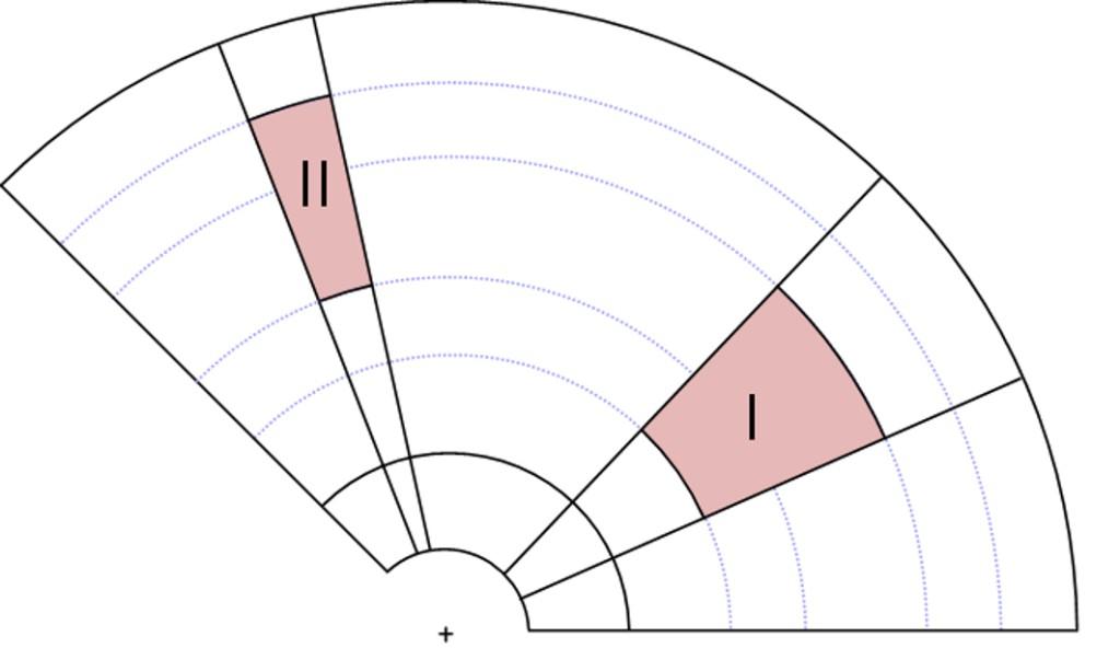 Bild 2. Geometriestrukturierung (links) sowie rekonstruiertes Geometriemodell (rechts). Bild: IfW