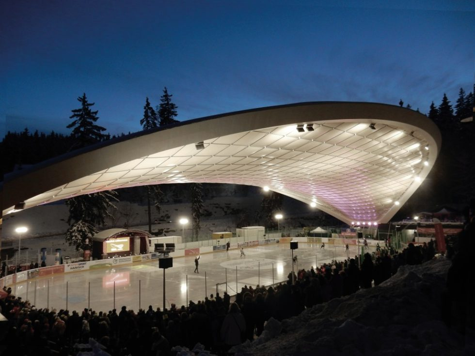 Bild 1.Schierker Feuerstein Arena Abb.: schlaich bergermann partner