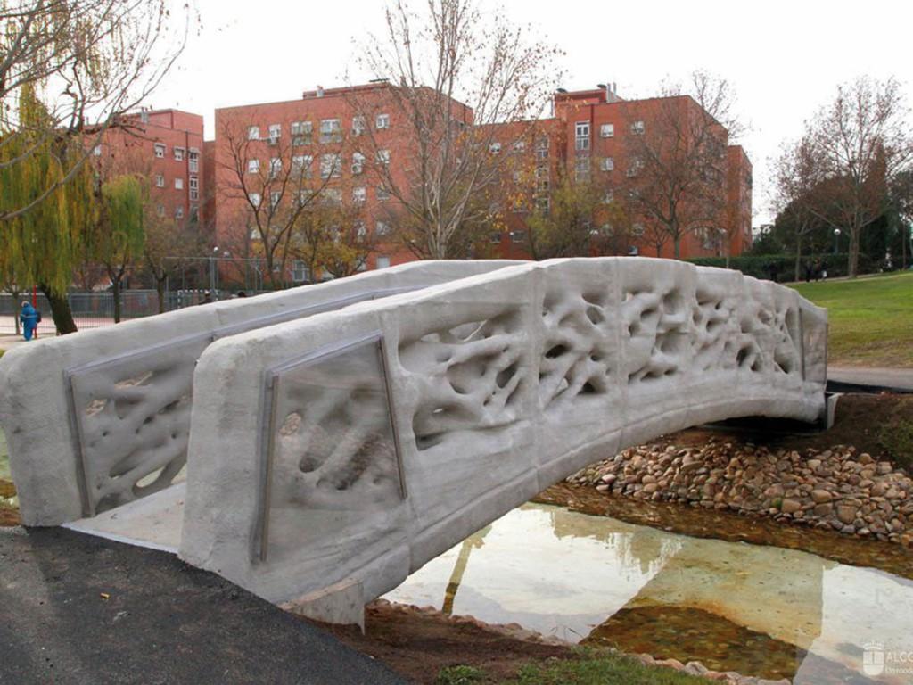 Bild 3. Alcombendas Brücke Abb.: www.3druck.com, [8]