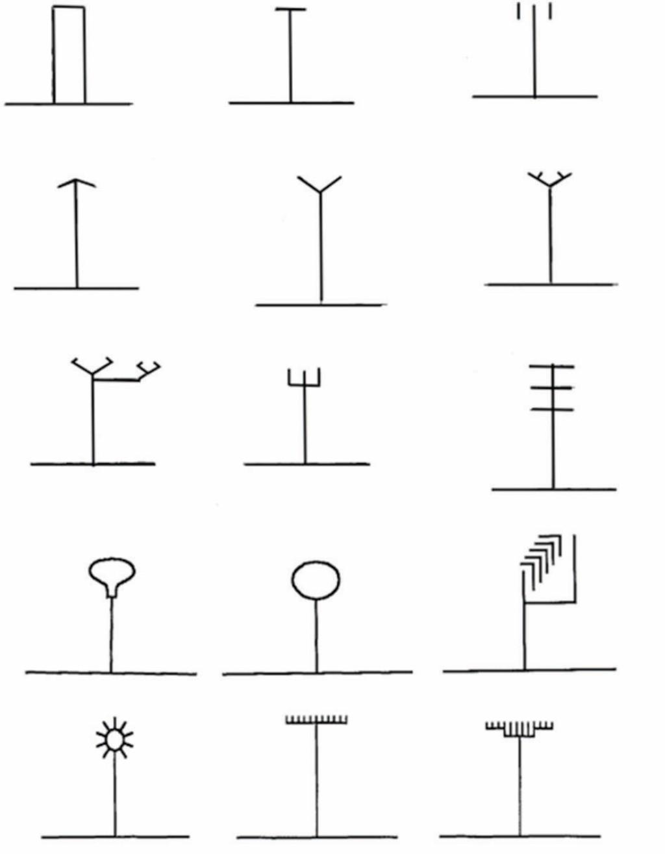 Bild 1 Unterschiedliche Ausführungen von Topps für Lärmschutzwände. Bild nach [2].