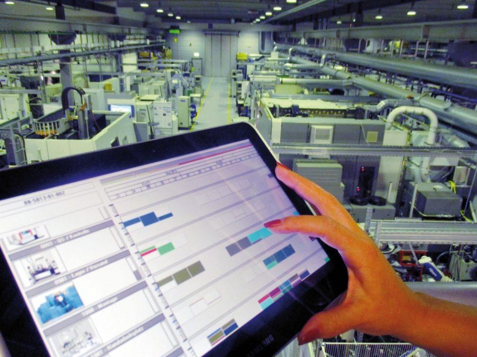 Die Arbeitsplanung mithilfe der aufwendigen Erfassung von Daten aus dem Fertigungsumfeld ist für kleine und mittlere Unternehmen (KMU) häufig nicht umsetzbar. Bild: IWF