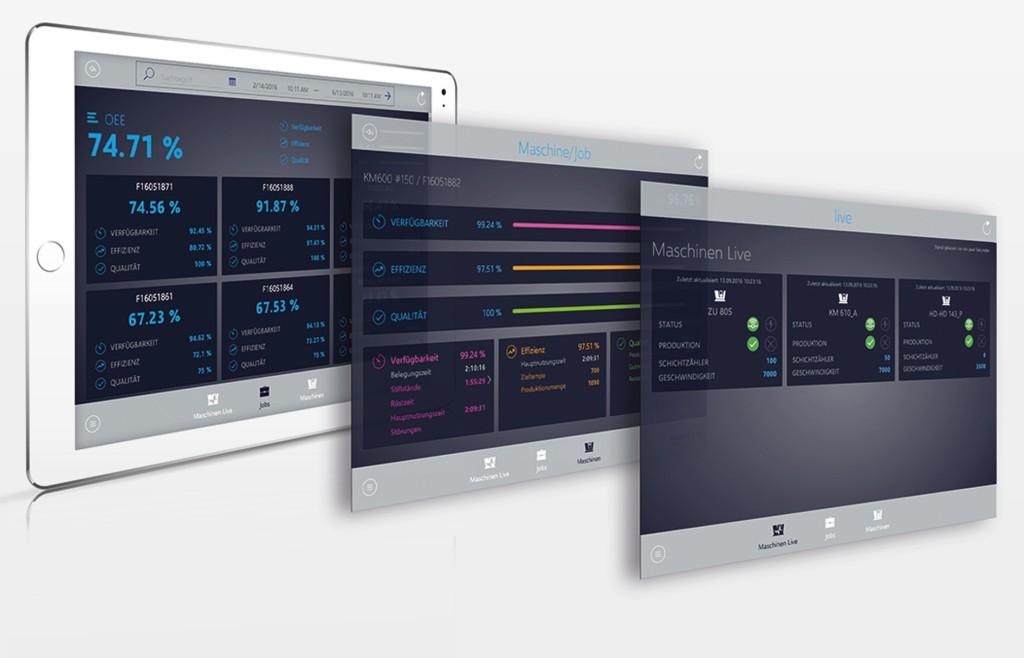 Bild 2. Die digitale Vernetzung nimmt bei industriellen Anwendungen stetig zu. Bild: symmedia