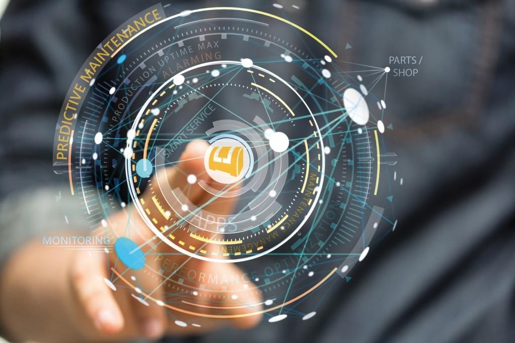 Bild 3. Die engere digitale Verbindung zum Kunden bietet Maschinen- und Anlagenbauern zahlreiche Chancen, Prozesse zu optimieren und somit wettbewerbsfähig zu bleiben. Bild: symmedia