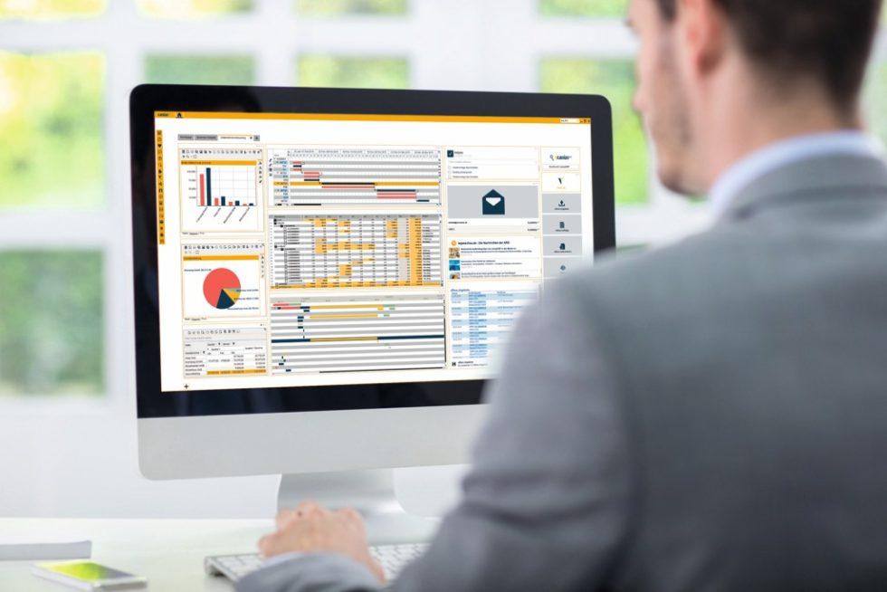 Bild 1. Warehouse-Management-‧Systeme sorgen für mehr Transparenz im Lager, reduzieren Fehler und helfen, Kosten zu senken. Bild:Industria Application Software