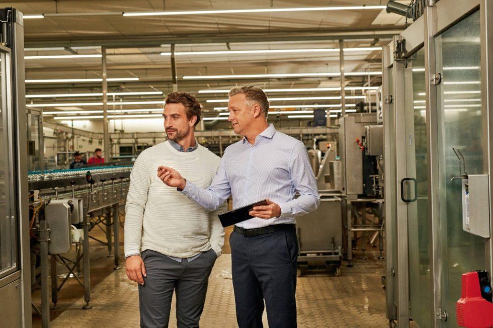Bild 1. Auf Erfolgskurs: Unternehmen sind überwiegend zufrieden mit den Ergebnissen ihrer IoT-Projekte. Bild: Deutsche Telekom