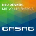Logo von GASAG AG