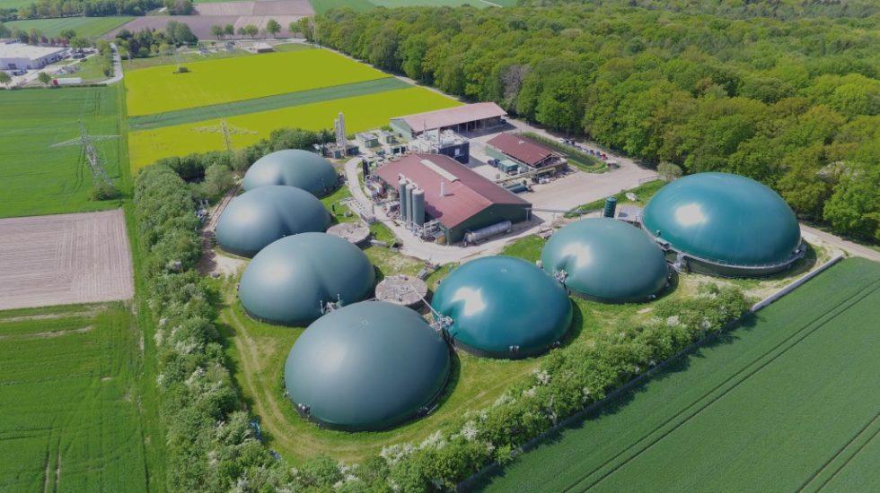 Im niedersächsischen Ottersberg werden Bioabfällen und Gärrückständen wertvolle Mineralien wie Phosphor und Stickstoff sowie Biofasern gewonnen. Bild: GNS - Gesellschaft für Nachhaltige Stoffnutzung