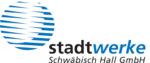 Logo von Stadtwerke Schwäbisch Hall GmbH