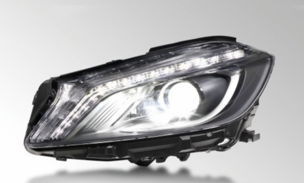 LED-Frontscheinwerfer (Audi A8) Bild: Hella