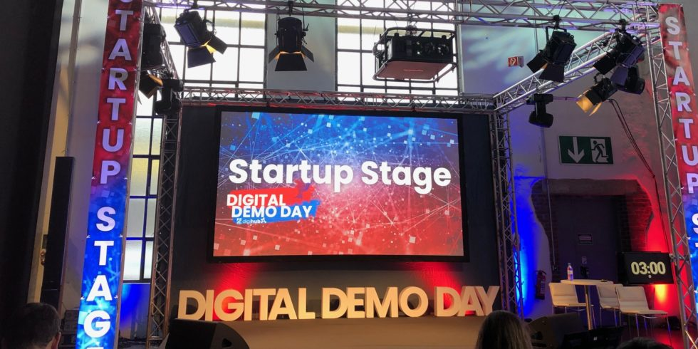 Stage Digital Demo day