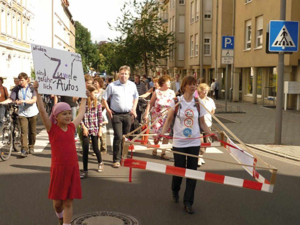 Möglichkeiten des persönlichen Gehörschutzes. Quelle: Umweltbund Leipzig
