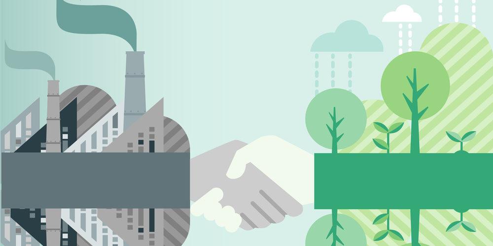 Nachhaltigkeit und Klimaschutz – zwei Trends der Industrie