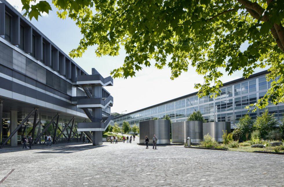 Campus Hönggerberg, HPL
