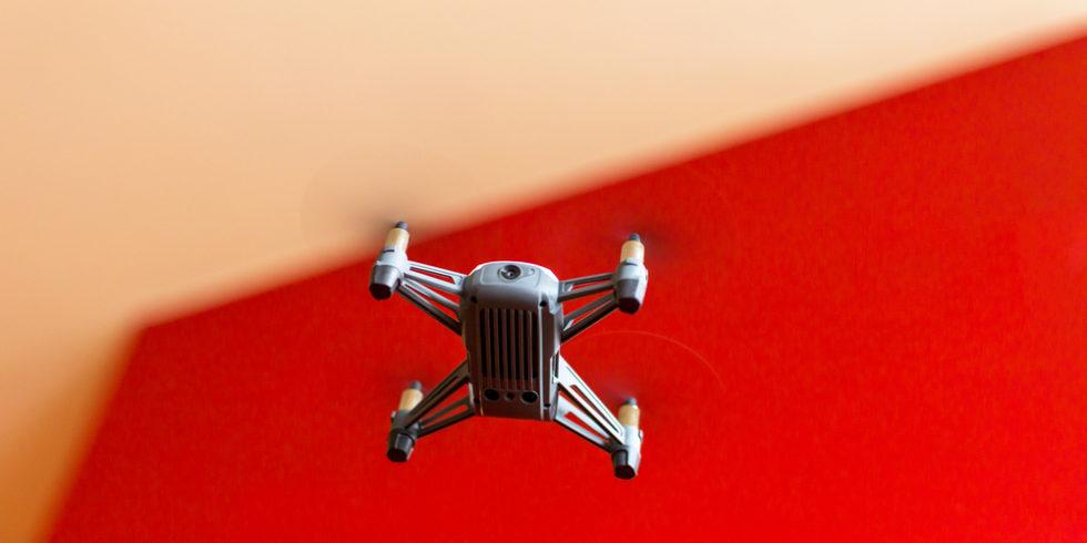 Drohne im Raum