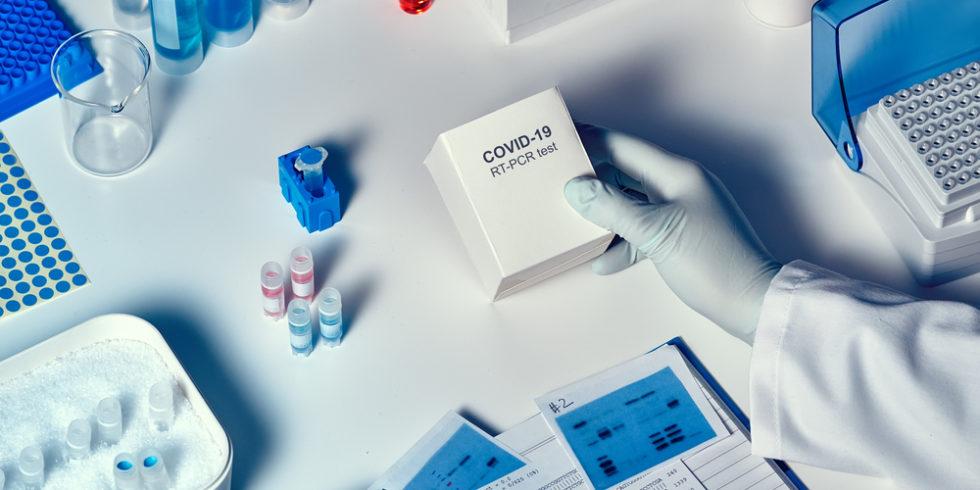 Ein PCR-Test ist zuverlässiger als der Corona-Schnelltest. Foto: panthermedia.net/anyaivanova@gmail.com