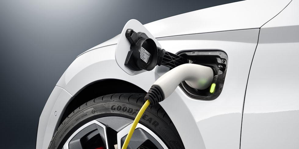 Skoda Octavia RS iV als Plug-In-Hybrid