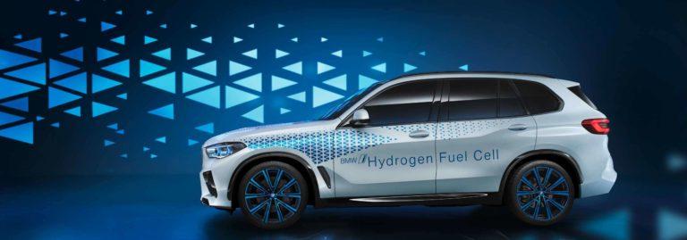 BMW glaubt weiterhin an Brennstoffzellen. Foto: BMW