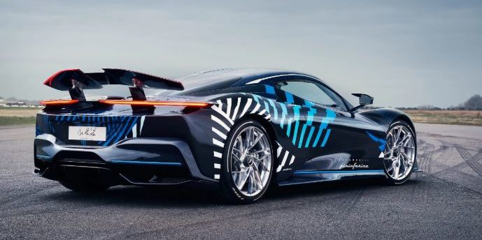 Mit dem Battista will Automobili Pininfarina Tesla den Rang ablaufen. Foto: Automobili Pininfarina