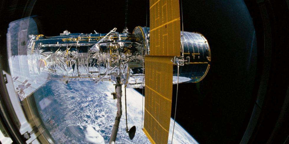 Das Hubble-Weltraum-Teleskop hat Aufnahmen vom Kometen 2I/Borisov gemacht – entdeckt hat den interstellaren Himmelskörper ein Hobbyastronom. Foto: Nasa