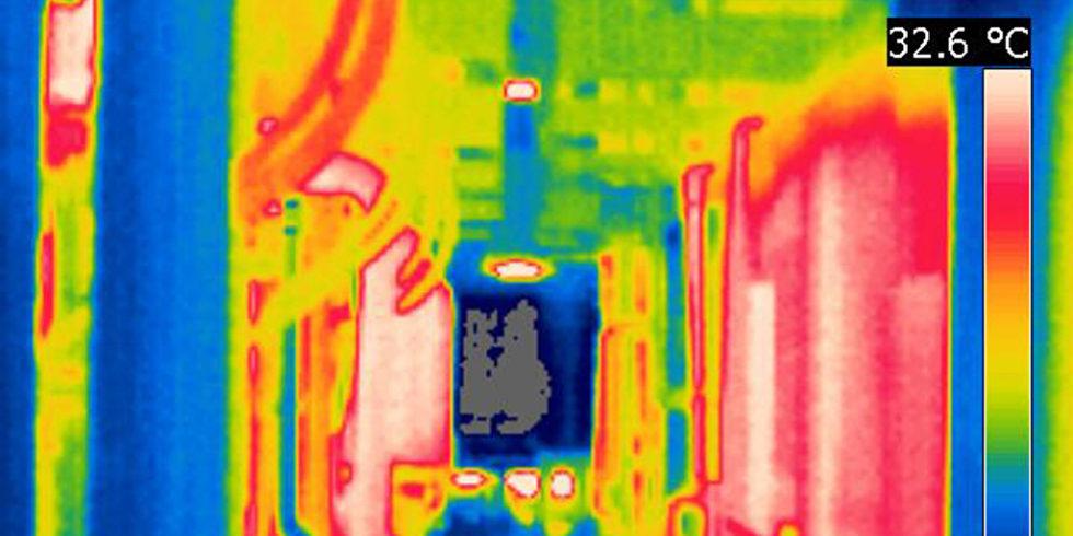 Thermografie Industriekameras