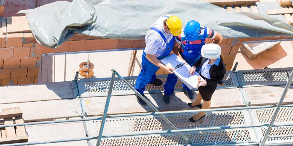 Das größte Problem für Ingenieure: Wegbrechende Aufträge. Viele Büros haben zudem mit Verzögerungen auf der Baustelle zu kämpfen. Foto: panthermedia.net/Kzenon