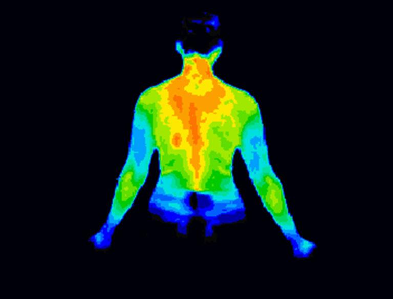 Farbpalette Thermografie