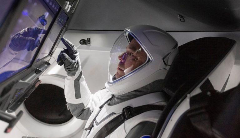 US-Astronaut Robert Behnken. Foto: Nasa
