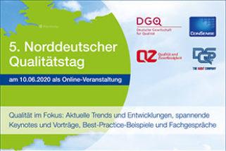 5. Norddeutscher Qualitätstag – in 2020 virtuell