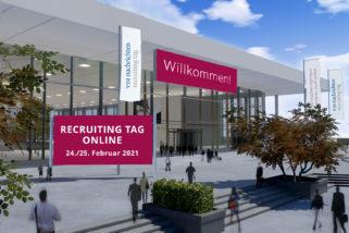 VDI nachrichten Recruiting Tag Online