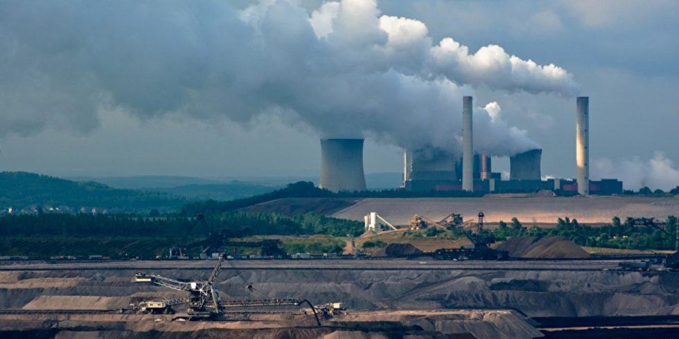 Braun- und Steinkohlekraftwerke
