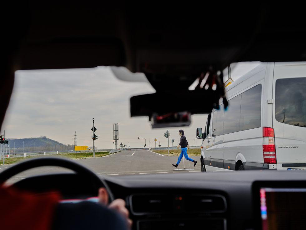 Wie sprechen Autos künftig in Echtzeit miteinander?