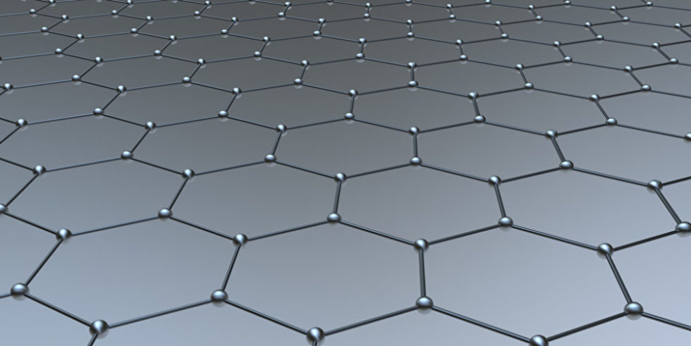 Molekülstruktur von Kohlenstoffatomen