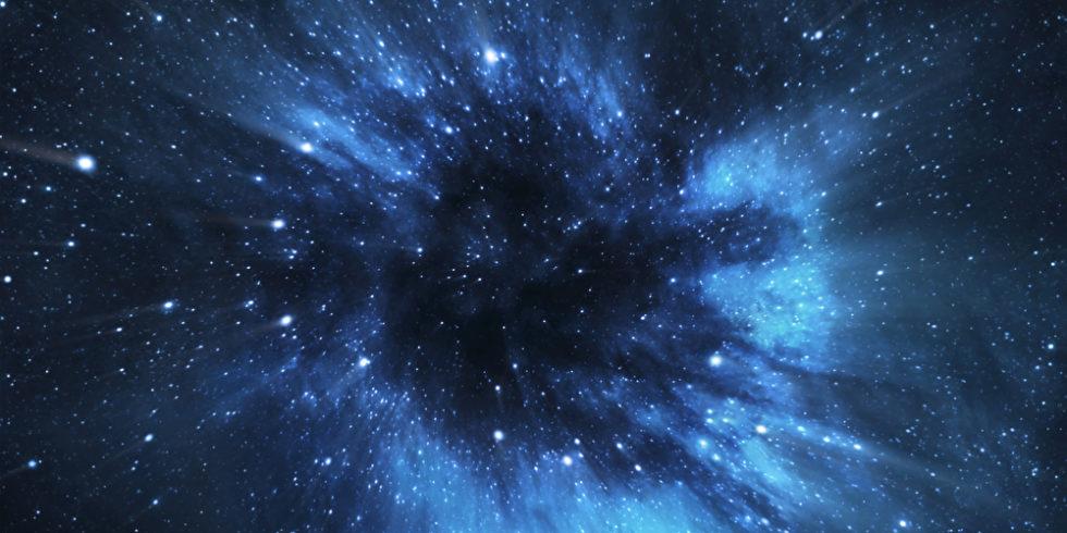 Ein Schwarzes Loch im Zentrum der Erde? Wohl nicht. Foto: panthermedia.net/Rastan