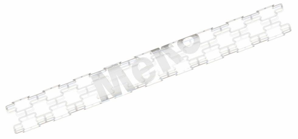 Bild 1. Rendering eines vaskulären Gefäßimplantats aus bioresorbierbarem Polymer. Foto: MeKo Laser Materialbearbeitung.