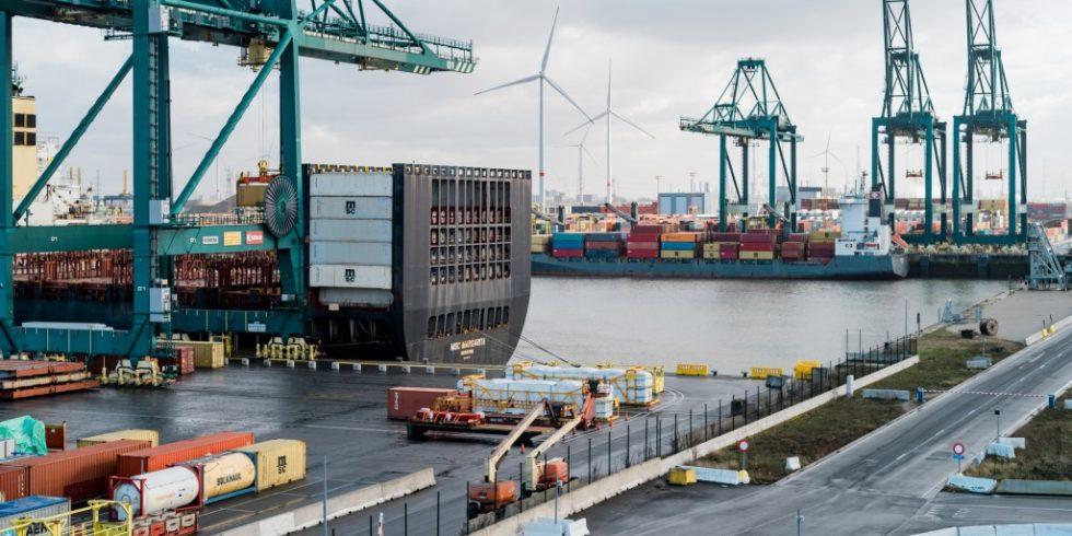 Als zweitgrößter Hafen Europas hat der Hafen Antwerpen die Federführung des von der EU geförderten ePIcenter-Projekts übernommen, das zukunftssichere und resiliente globale Lieferketten schaffen soll. Foto: Hafen Antwerpen