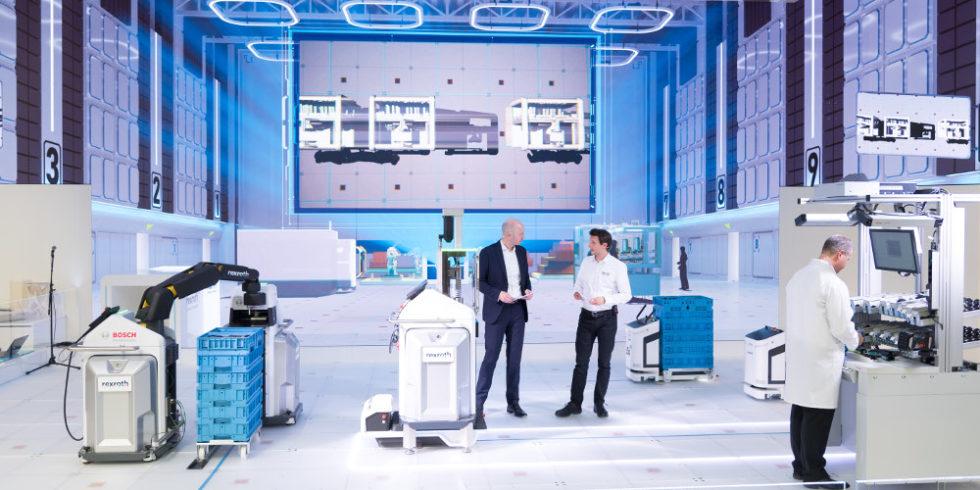 Bosch Digitalisierung