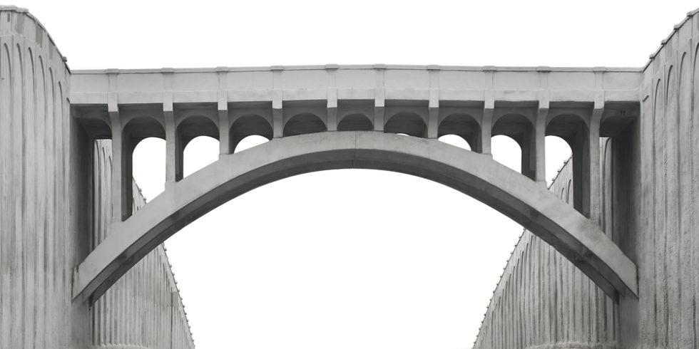Betonbrücke