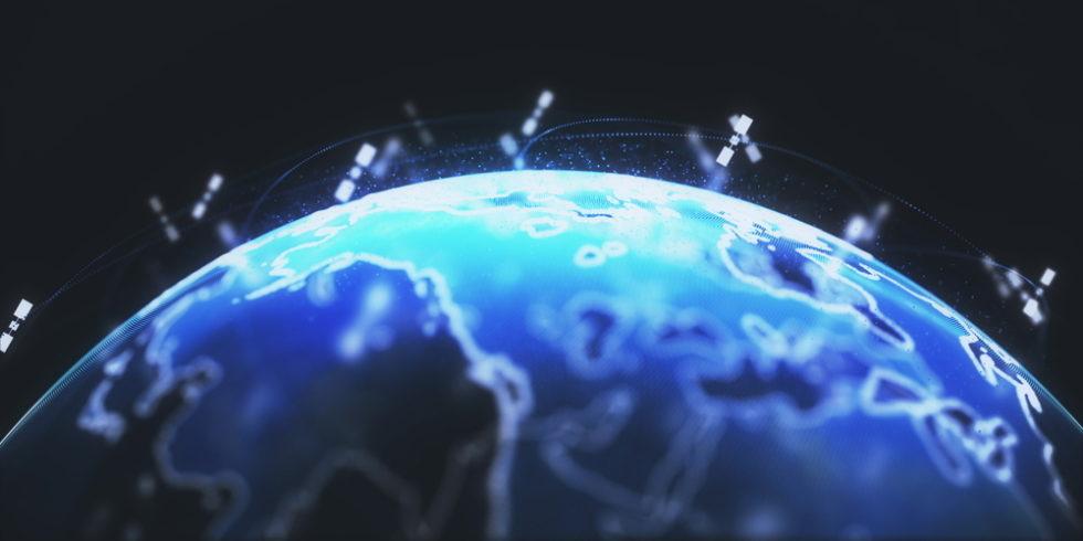 MIt den Starlink-Satelliten will SpaceX schnelle Internetzugänge an jedem Punkt der Erde  möglich machen. Foto (Symbolbild): chivas1689@gmail.com