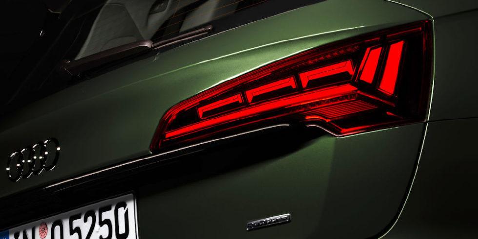 OLED Audi