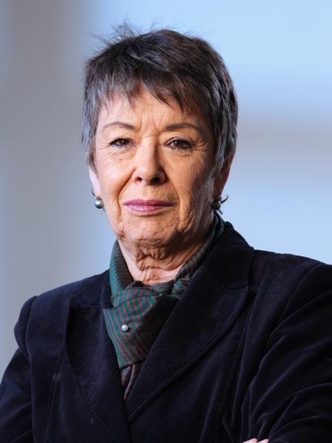 Porträt Barbara Schock-Werner